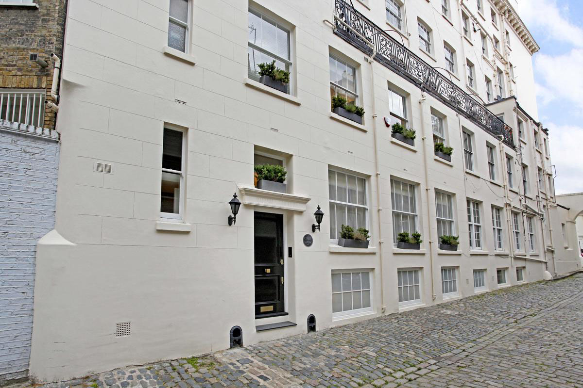 Lyall Mews West, Belgravia, London
