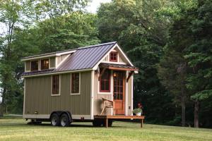 Tiny House Cottage on Wheels