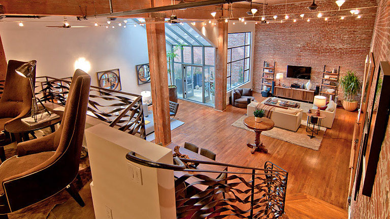 Contemporary-Loft-Penthouse