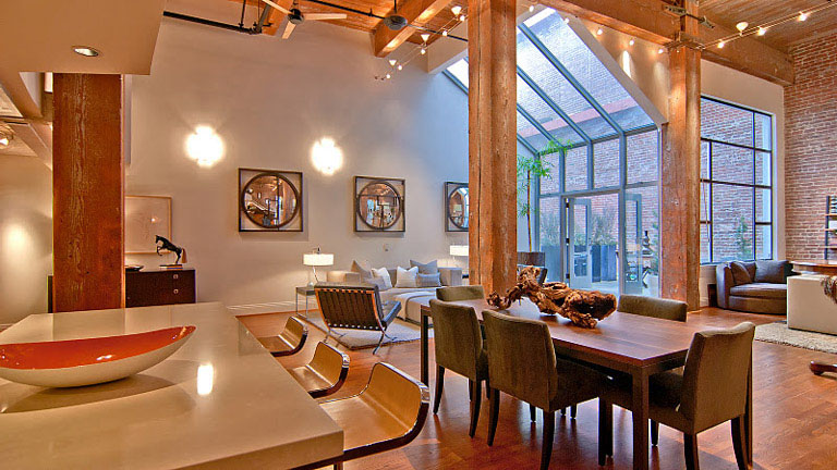 Timeless Open Warehouse Loft Idesignarch Interior Design Architecture Amp Interior Decorating Emagazine