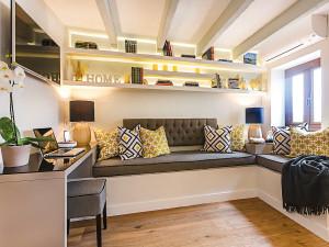 Elegant Attic Studio Suite