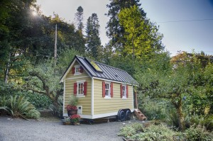 Tumbleweed Fencl House