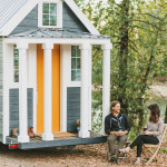 Custom Luxury Tiny House On Wheels By Tiny Heirloom