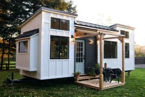 Tiny House with Curb Appeal