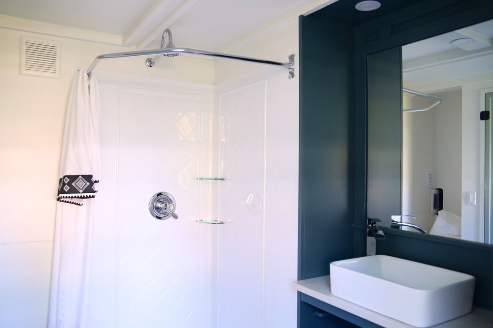 Tiny House Bathroom with Shower