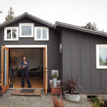 Small Garage Converted To Tiny Mini House