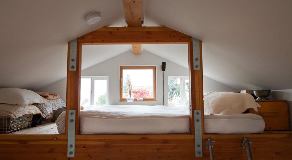 Tiny Sleeping Loft