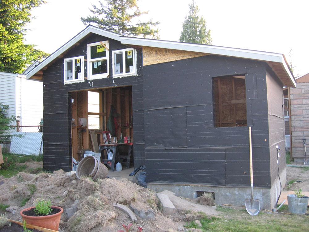 Small Home Conversion
