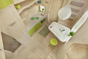 Small Prefab Studio Apartment