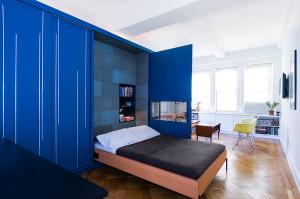 Tiny Folding Micro Apartment New York