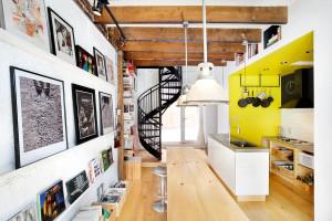 Modern Renovated Artistic Home