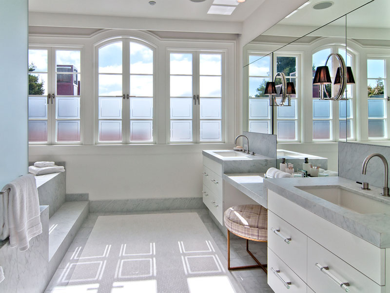 Presidio Heights Traditional Home Idesignarch Interior Design
