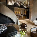 Triplex Apartment In Prague