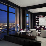 Trump World Tower Modern Penthouse