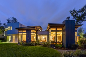 Turnagain Beach Modern Home