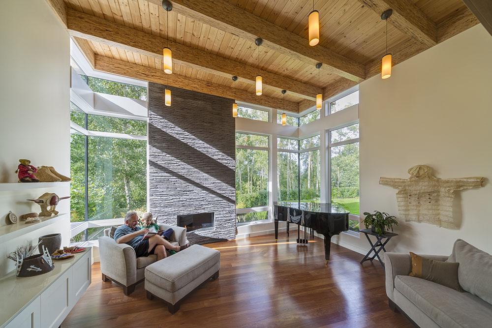 Alaska Home Interior