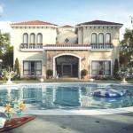 Tuscan Inspired Villa In Dubai
