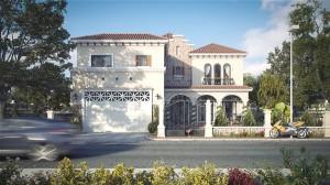 Dubai-Villa