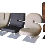 Typographic Furniture By Tabisso