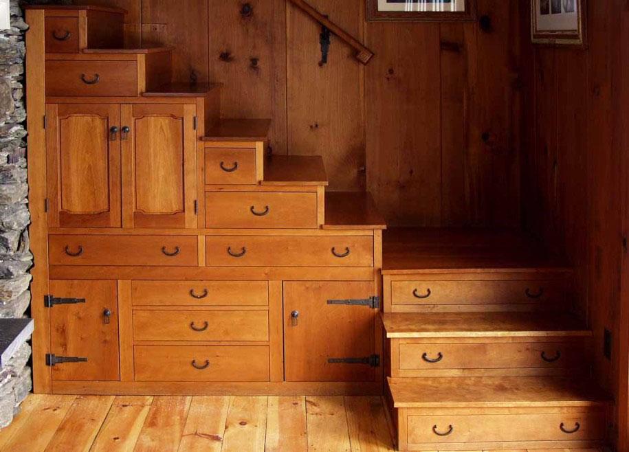 Understairs Storage