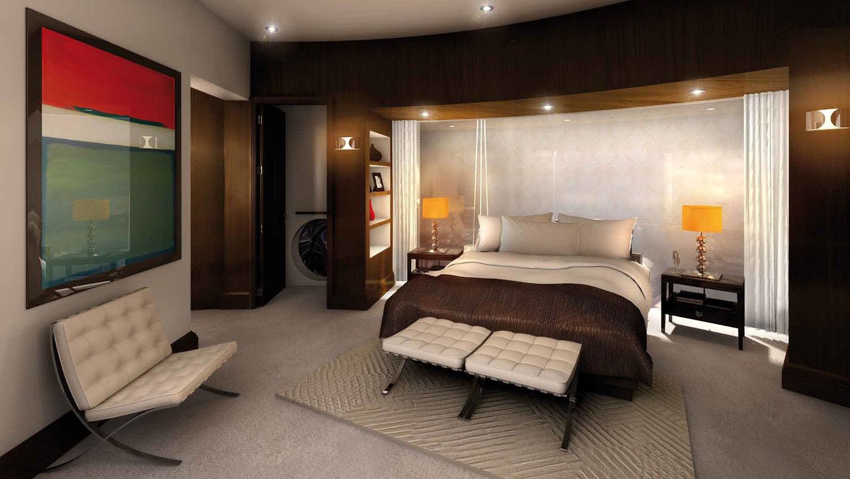 Bedroom Design Simple Modern