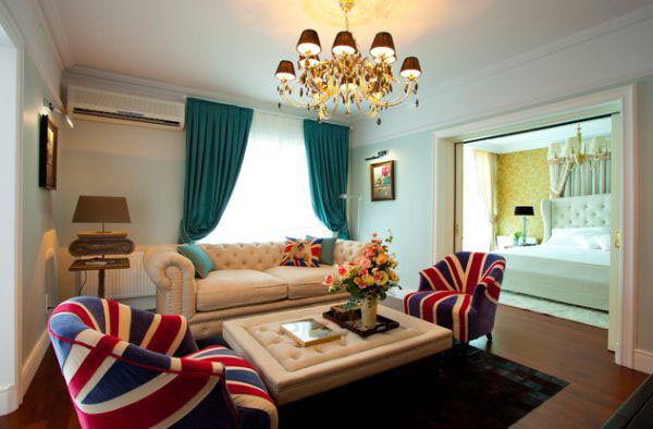 Union Jack Interior Decor Ideas Idesignarch Interior Design Architecture Amp Interior