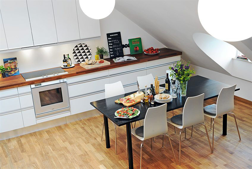 Loft-Apartment-Kitchen