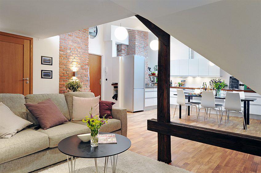Loft-Apartment-Sweden