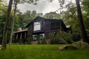 Rustic Cabin in Update New York