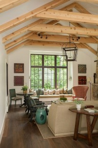 Update New York Country Home