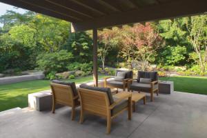 Peaceful Patio Terrace