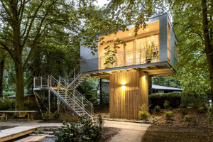 Treehouse In The City