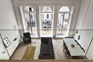 Victorian London Flat Apartment