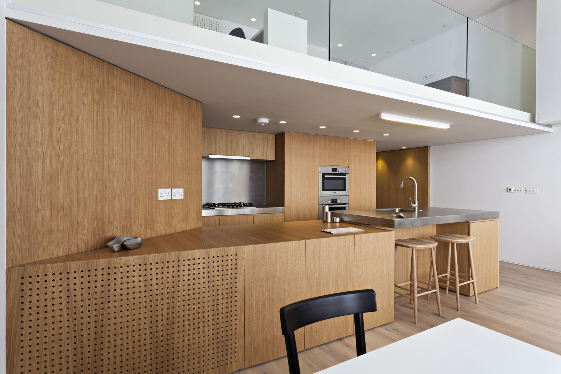 Modern Wood Kitchen