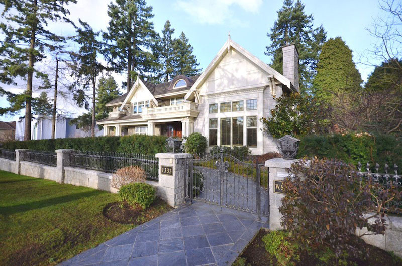 Vancouver-West-Elegant-Home