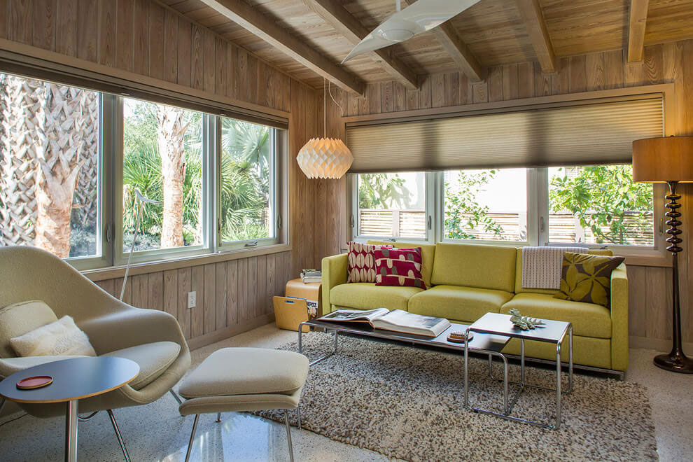 Tastefully Decorated Modern Home With Mid Century Influence ...