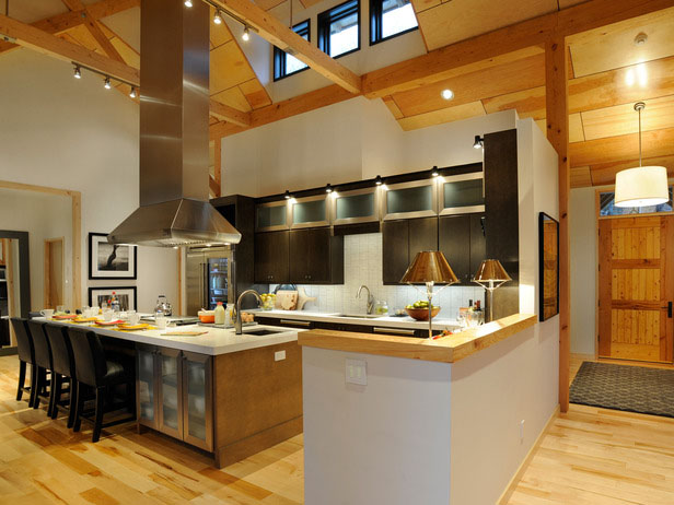 Gorgeous Mountain Dream Home In Vermont   iDesignArch ... on Dream Home Interior  id=24839