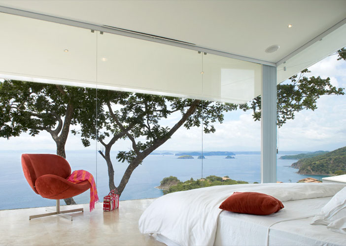 Collection#82 Cliff-Side House In Costa Rica Embraces Natural Wonder