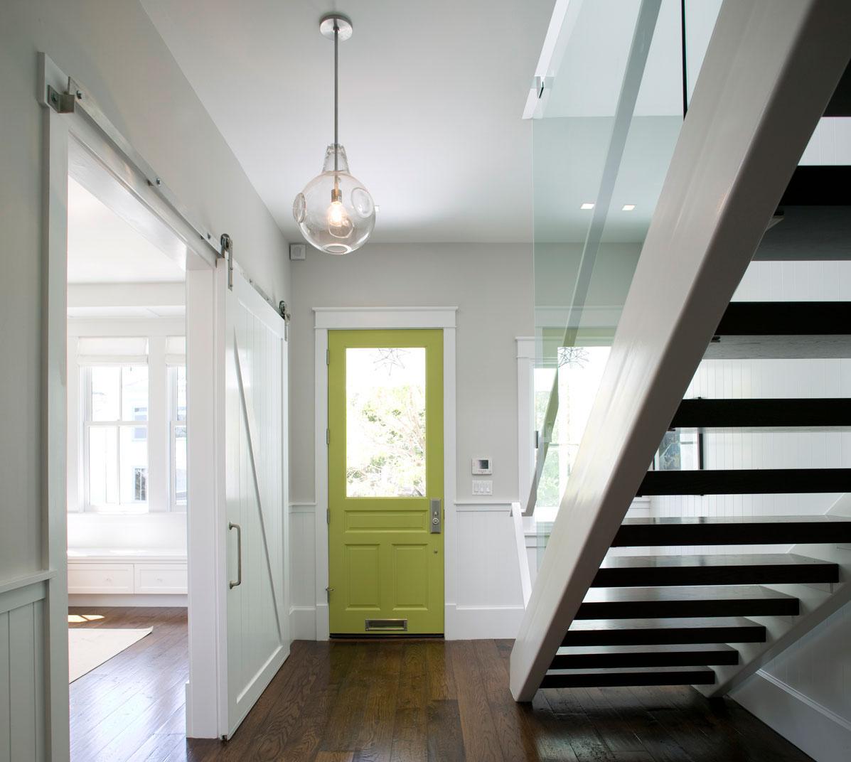 Escape Stairs Architecture