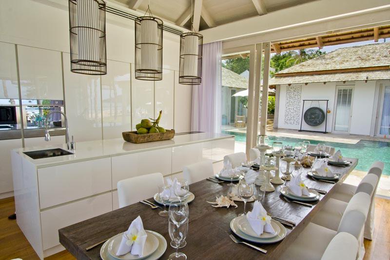 Beachfront Tropical Villa In Koh Samui Idesignarch Interior Design Architecture Amp Interior Decorating Emagazine