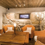 Villa Siberg – A Contemporary House With Rustic Wine Cellar