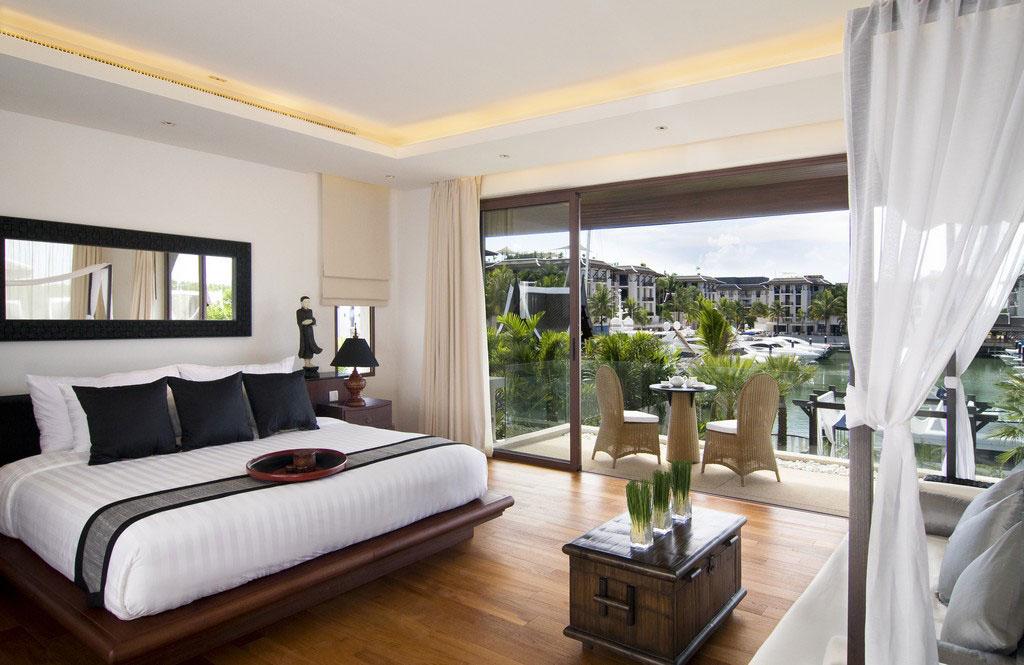 Waterfront Villa in Phuket Thailand