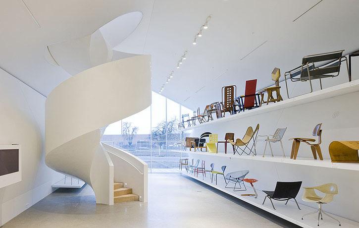Vitra Haus By Herzog Amp De Meuron Idesignarch Interior