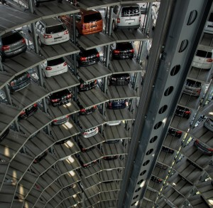 Autostadt-Glass-Silo