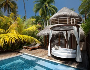 Exotic Bungalow Retreat