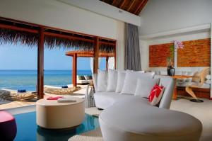 Tropical Overwater Retreat