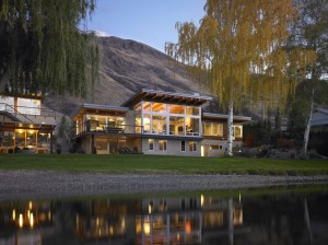 Luxury Home by the River