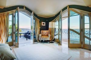 Ocean View Master Bedroom with Balconey