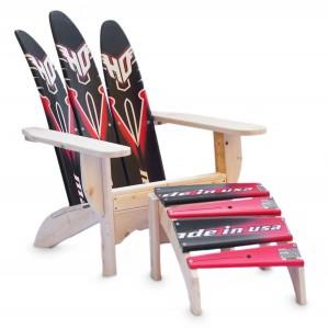 Waterski-Adirondack-Chair