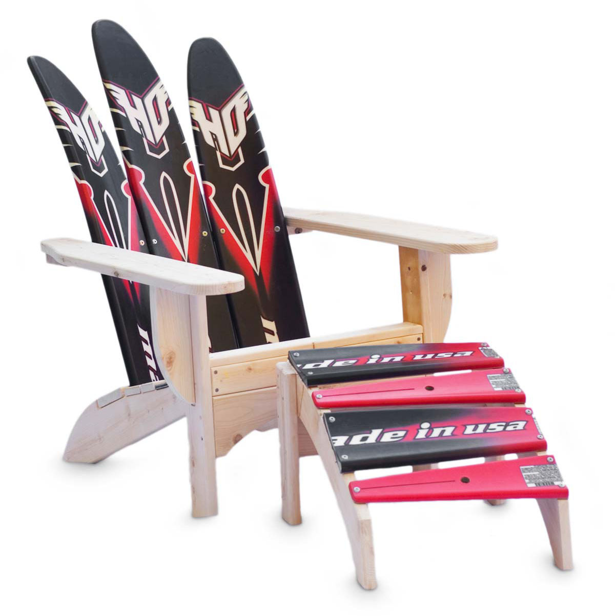 Waterski-Adirondack-Chair